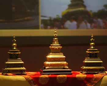 世界和平吉祥塔建造十周年纪念座谈会在北京隆重举行